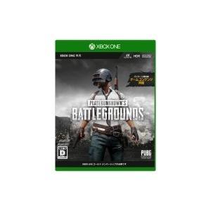 Game Soft (Xbox One) / PLAYERUNKNOWN'S BATTLEGROUNDS 製品版  〔GAME〕|hmv
