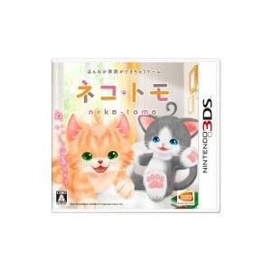 ニンテンドー3DSソフト / 【ニンテンドー3DS】ネコ・トモ  〔GAME〕|hmv