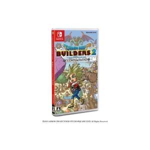 Game Soft (Nintendo Switch) / 【Nintendo Switch】ドラゴンクエストビルダーズ2 破壊神シドーとからっぽの島≪ローソン|hmv