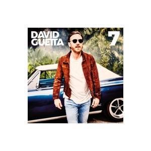 David Guetta デビッドゲッタ / 7 (2CD Deluxe Edition) 【31曲収録 / デジパック仕様】 輸入盤 〔CD〕|hmv