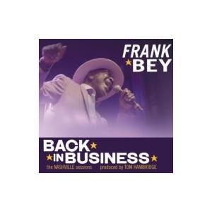 Frank Bey / Back In Business  輸入盤 〔CD〕|hmv