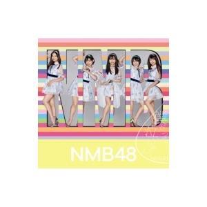 NMB48 / 僕だって泣いちゃうよ 【初回限定盤 Type-C】(CD+DVD)  〔CD Maxi〕 hmv