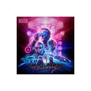 Muse ミューズ / Simulation Theory 【デラックス盤】 (16曲収録 / ソフトパック仕様) 国内盤 〔CD〕
