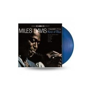 Miles Davis マイルスデイビス / Kind Of Blue (ブルー・ヴァイナル仕様 / アナログレコード / Sony Music Entertainment)  〔LP
