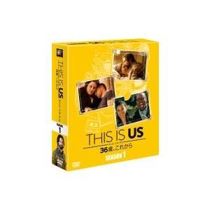 THIS IS US / ディス・イズ・アス 36歳、これから(シーズン1) <SEASONSコンパクト・ボックス>  〔DVD〕|hmv