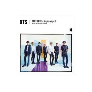 BTS (防弾少年団) / FAKE LOVE / Airplane pt.2 【初回限定盤A】 (+DVD)  〔CD Maxi〕 hmv