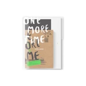 Super Junior スーパージュニア / Special Mini Album:  One More Time 【Normal Edition】  〔CD〕|hmv