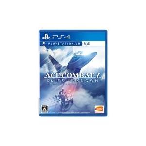 Game Soft (PlayStation 4) / 【PS4】エースコンバット7 スカイズ・アンノウン 通常版  〔GAME〕|hmv