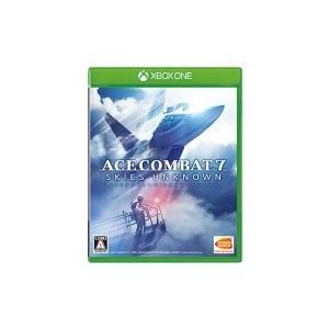 Game Soft (Xbox One) / 【Xbox One】エースコンバット7 スカイズ・アンノウン 通常版≪Loppi・HMV限定特典:缶バッジ≫|hmv