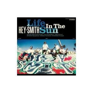 HEY-SMITH ヘイスミス / Life In The Sun 【初回限定盤】(+DVD) 〔CD〕