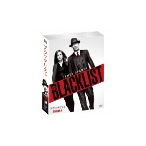 ブラックリスト シーズン4 BOX  〔DVD〕 hmv