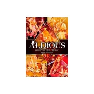 "Aldious アルディアス / Aldious Tour 2018 ""We Are"" Live at LIQUIDROOM 〔DVD〕"