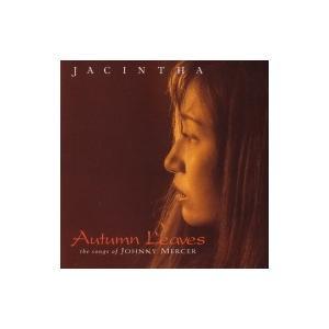 Jacintha (Jazz) ジャシンタ / Autumn Leaves (高音質盤 / 45回転 / 2枚組 / 180グラム重量盤レコード / Groove Note) ※入荷数