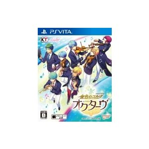Game Soft (PlayStation Vita) / 【PS Vita】金色のコルダ オクターヴ 通常版  〔GAME〕|hmv