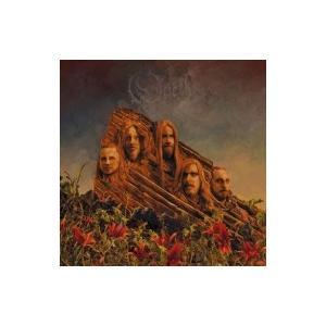 Opeth オーペス / Garden Of The Titans:  Opeth Live At Red Rocks Amphitheater 【初回限定盤】 (Blu-ray+2CD)  〔BLU-RAY DISC〕|hmv
