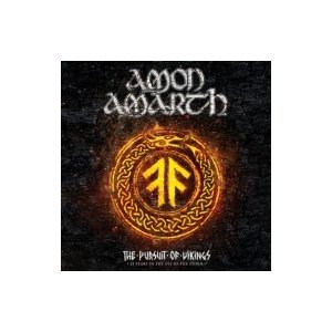AMON AMARTH アマースアモン / Pursuit Of Vikings:  25 Years In The Eye Of The Storm (Blu-ray+CD)  〔BLU-RAY DISC〕 hmv