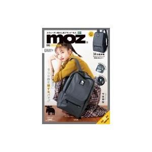 moz BIG BACKPACK BOOK Gray Ver. / 書籍  〔ムック〕|hmv