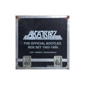 Alcatrazz アルカトラス / Official Bootleg Boxset 1983-1986 (6CD) 輸入盤 〔CD〕|hmv