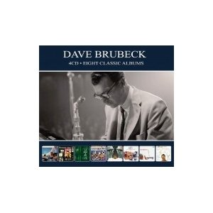 Dave Brubeck デイブブルーベック / 8 Classic Albums (4CD) 輸入盤 〔CD〕