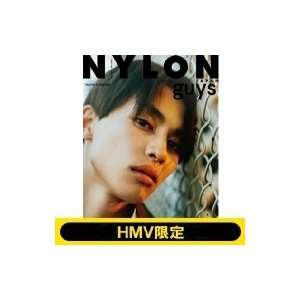 NYLON guys JAPAN TAKUYA STYLE BOOK HMV & BOOKS限定版 / NYLON JAPAN編集部  〔雑誌〕|hmv