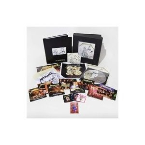 Metallica メタリカ / …And Justice for All (Remastered 2018  /  Deluxe Boxset) (11CD+3LP+4DVD) 輸入盤 〔CD〕|hmv