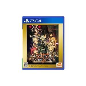 Game Soft (PlayStation 4) / ソードアート・オンライン フェイタル・バレット COMPLETE EDITION  〔GAME〕 hmv