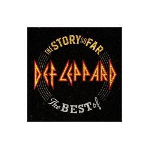 Def Leppard デフレパード / The Story So Far…The Best Of Def Leppard (SHM-CD 2枚組) 国内盤 〔SHM-CD〕|hmv