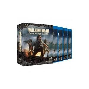 ウォーキング・デッド8 Blu-ray BOX-1  〔BLU-RAY DISC〕|hmv