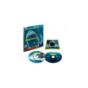 【初回仕様】MEG ザ・モンスター ブルーレイ&DVDセット(2枚組/ステッカー付き) 〔BLU-RAY DISC〕