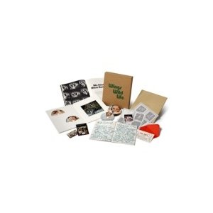 Paul Mccartney&Wings ポールマッカートニー&ウィングス / WILD LIFE <デラックス・エディション> (3SHM-CD+DVD) 国内盤|hmv