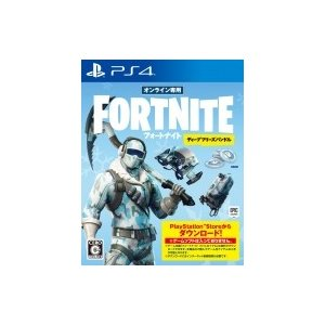 Game Soft (PlayStation 4) / 【PS4】フォートナイト ディープフリーズバンドル  〔GAME〕|hmv