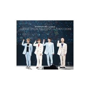 SHINee / SHINee WORLD J presents 〜SHINee Special Fan Event〜 in TOKYO DOME (Blu-ray+PHOTOBOOKLET) 〔BLU-RAY DISC〕