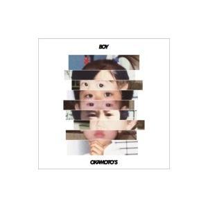 OKAMOTO'S オカモトズ / BOY 【初回生産限定盤】(+DVD)  〔CD〕