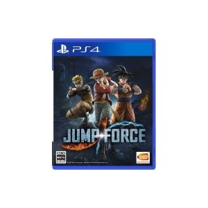 Game Soft (PlayStation 4) / JUMP FORCE(ジャンプフォース)  〔GAME〕|hmv