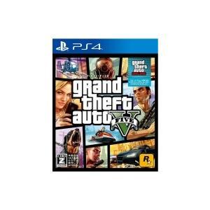 Game Soft (PlayStation 4) / グランド・セフト・オート V 廉価版  〔GAME〕|hmv
