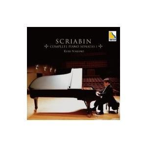 Scriabin スクリャービン / ピアノ・ソナタ全集 第1集 中野慶理 国内盤 〔CD〕 hmv