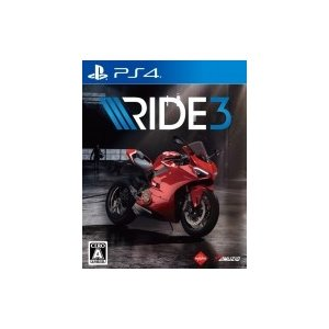 Game Soft (PlayStation 4) / RIDE3(ライド3)  〔GAME〕|hmv