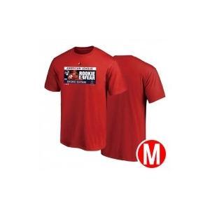 ロサンゼルス・エンゼルス 新人王Tシャツ(1) RED [Mサイズ]  〔OTHER〕 hmv