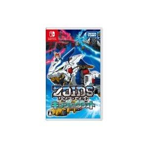 Game Soft (Nintendo Switch) / ゾイドワイルド キング オブ ブラスト  〔GAME〕|hmv