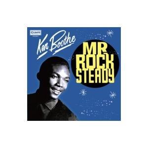 Ken Boothe ケンブース / Mr. Rock Steady <紙ジャケット> 国内盤 〔CD〕