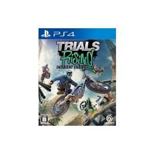 Game Soft (PlayStation 4) / 【PS4】トライアルズ ライジング  〔GAME〕|hmv