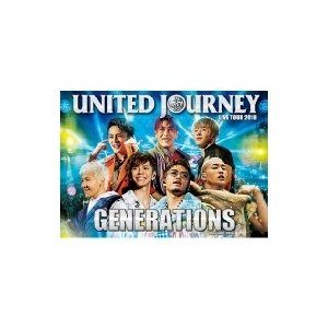 GENERATIONS from EXILE TRIBE / GENERATIONS LIVE TOUR 2018 UNITED JOURNEY 【初回生産限定盤】 〔DVD〕