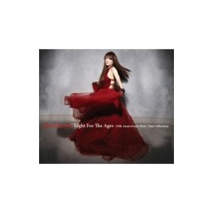 浜田麻里 ハマダマリ / Light For The Ages -35th Anniversary Best 〜Fan's Selection- 【初回限定盤】(+PHOTO BOOK)  〔CD〕|hmv