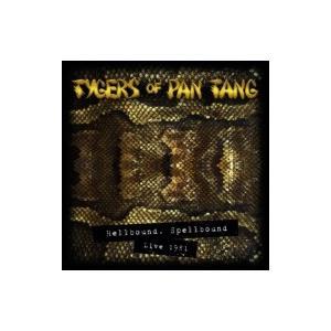 Tygers Of Pan Tang タイガーズオブパンタン / Hellbound Spellbound Live 1981 国内盤 〔CD〕 hmv