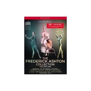 バレエ&ダンス / 英国ロイヤル・バレエ/フレデリック・アシュトン・コレクション Vol.1(3DVD)  〔DVD〕