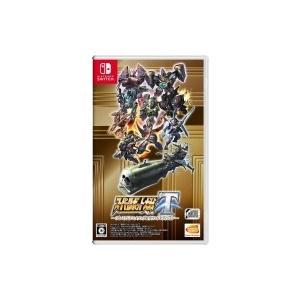 Game Soft (Nintendo Switch) / 【Nintendo Switch】スーパーロボット大戦T プレミアムアニメソング&サウンドエディショ|hmv