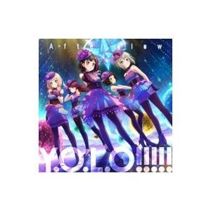 Afterglow (BanG Dream!) / Y.O.L.O!!!!!【Blu-ray付生産限定盤】 国内盤 〔CD Maxi〕|hmv
