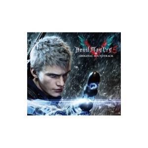 ゲーム ミュージック / デビル メイ クライ 5 オリジナル・サウンドトラック 国内盤 〔CD〕