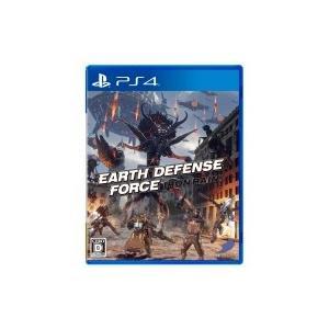 Game Soft (PlayStation 4) / EARTH DEFENSE FORCE:  IRON RAIN  〔GAME〕 hmv