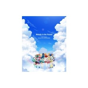 "Tokyo 7th シスターズ / Tokyo 7th Sisters Memorial Live in NIPPON BUDOKAN ""Melody in the Pocket"" 【初回限定盤】(2Blu-Ray+グッズ)